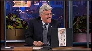 Headlines (Jay Leno) - Leno doing Headlines on The Tonight Show in 2010