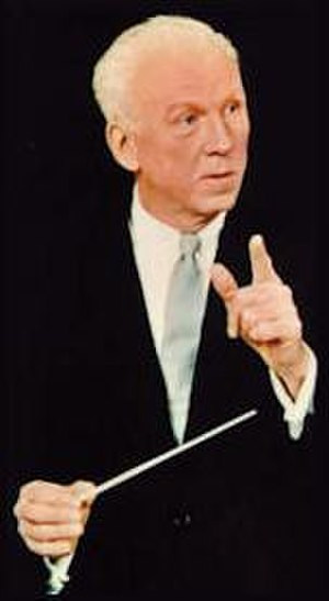 Leroy Anderson - Leroy Anderson on the CD cover of The Best of Leroy Anderson: Sleigh Ride