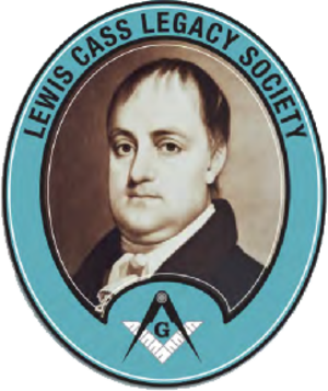 Lewis Cass - Lewis Cass Legacy Society logo