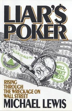 Liar's Poker - Image: Liar's Poker by Michael Lewis, W. W. Norton, Oct 1989
