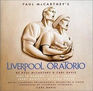 Paul McCartney's Liverpool Oratorio - Image: Liverpool Oratorio Cover