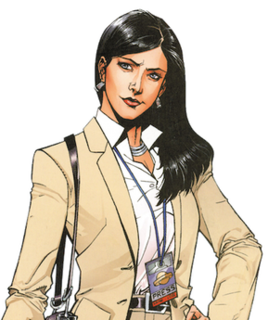 Lois Lane fictional character in the Superman series