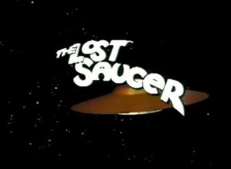 The Lost Saucer - Image: Lost Saucer 75