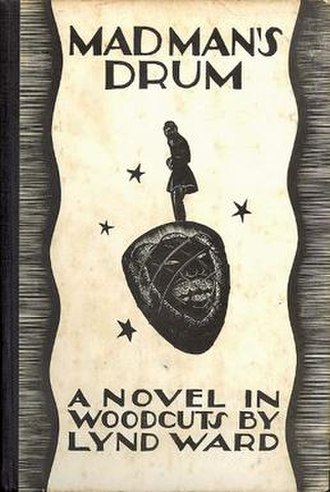 Madman's Drum - First edition cover of Madman's Drum (1930)