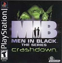 men black crashdown