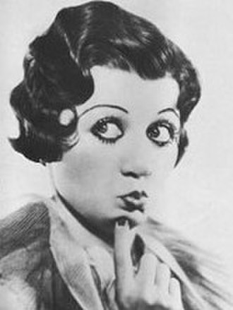 Mae Questel - Questel in 1930