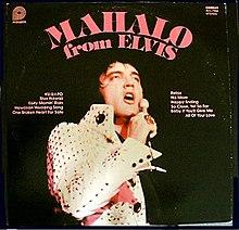 Mahalo from Elvis - Wikipedia