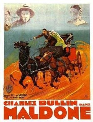 Maldone - French language poster
