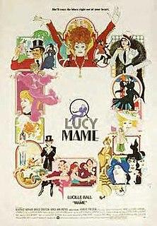 <i>Mame</i> (film) 1974 film by Gene Saks