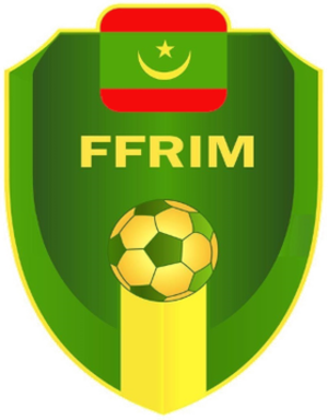 Mauritania national football team - Image: Mauritania FA