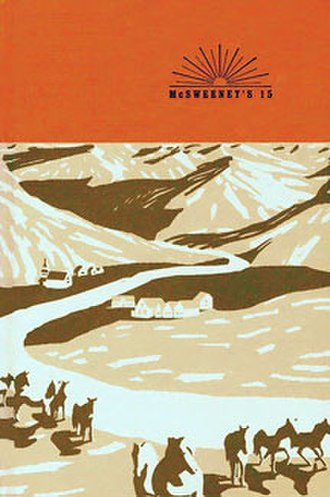"Timothy McSweeney's Quarterly Concern - Issue 15: ""The Icelandic Issue"" (2004)"
