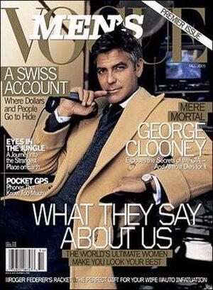 Men's Vogue - Image: Mens Vogue