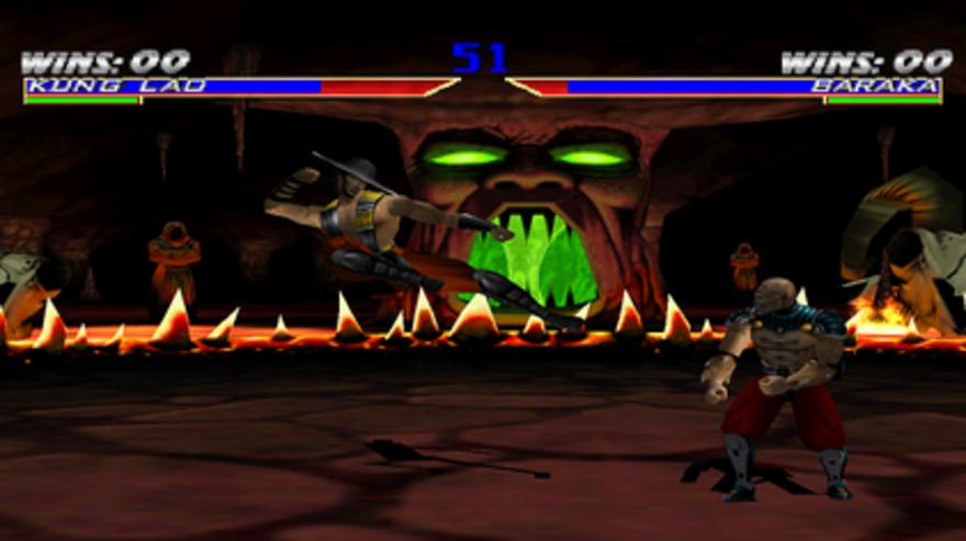 Mortal Kombat Gold - The Reader Wiki, Reader View of Wikipedia