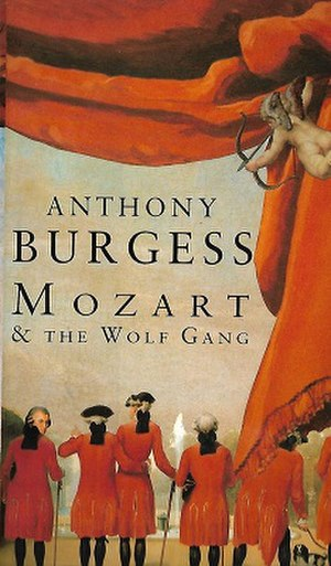 Mozart and the Wolf Gang - First edition (publ. Hutchinson)