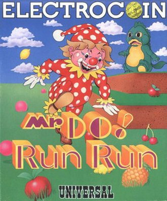 Do! Run Run - Image: Mr do run run electrocoin d 7