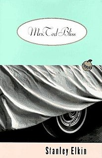 <i>Mrs. Ted Bliss</i> Novel by Stanley Elkin