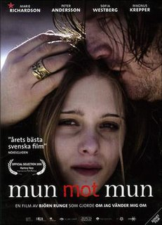 <i>Mouth to Mouth</i> (2005 Swedish film) 2005 film by Björn Runge