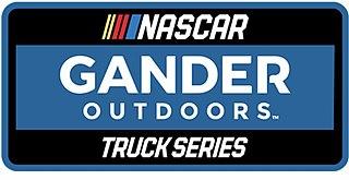 NASCAR Gander Outdoors Truck Series Pickup truck racing series