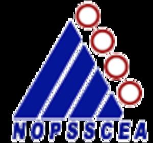 Negros Occidental Private Schools Sports Cultural Educational Association - Image: NOPSSCEA logo