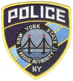 New York State Bridge Authority - A New York State Bridge Authority Police patch.