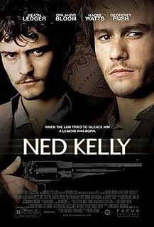<i>Ned Kelly</i> (2003 film) 2003 film