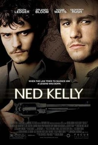 Ned Kelly (2003 film) - Theatrical release poster