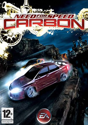 Need for Speed: Carbon - Image: Need for Speed Carbon Game Cover