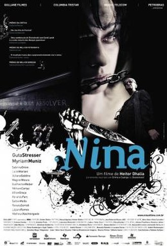 Nina (2004 film) - Theatrical release poster