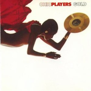 Gold (Ohio Players album) - Image: Ohio Players Gold cover
