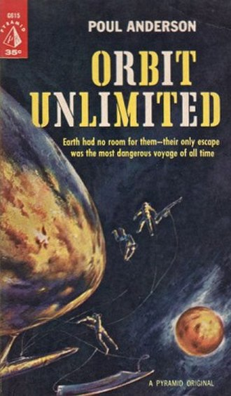 Orbit Unlimited - First edition