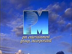 PM Entertainment Group Inc. 2001 logo