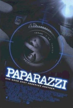 Paparazzi (2004 film) - North American theatircal release poster