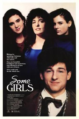 Some Girls (film) - Theatrical release poster