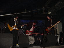 Live at Rockfabrik Ludwigsburg, 5 October 2005