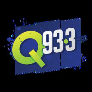 WQUE-FM - Image: Q93.3