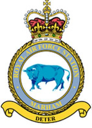RAF Marham - Deter
