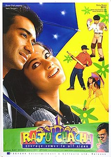 <i>Raju Chacha</i> 2000 film by Anil Devgan