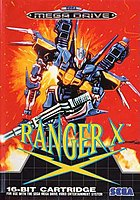 Picture of a game: Ranger X
