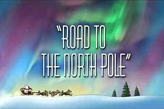 Road to the North Pole 7th episode of the ninth season of Family Guy