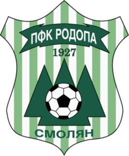 FC Rodopa Smolyan Bulgarian football club