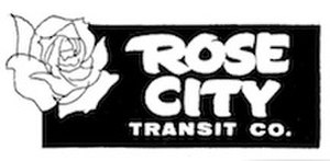Rose City Transit - Image: Rose City Transit Company logo