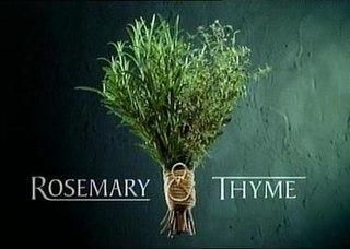 <i>Rosemary & Thyme</i> television series