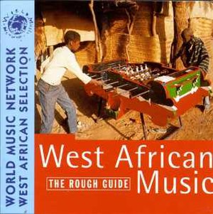 The Rough Guide to West African Music - Image: Rough Guide West Africa