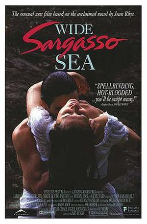 Wide Sargasso Sea (1993 film) - Theatrical release poster