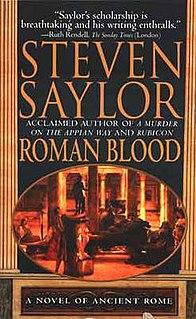 <i>Roma Sub Rosa</i> series of historical mystery novels by Steven Saylor