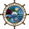 Official seal of Lake Charles, Louisiana