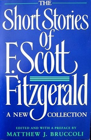 The Short Stories of F. Scott Fitzgerald - Image: Shotstoryfsf