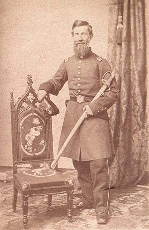Silas Titus - Colonel Silas Titus