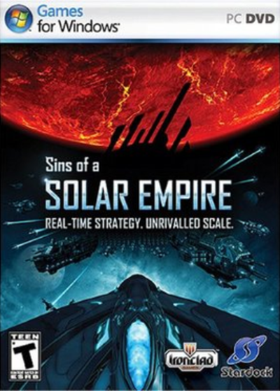 Picture of a game: Sins Of A Solar Empire