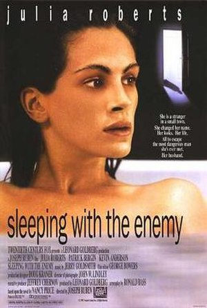 Sleeping with the Enemy - Theatrical release poster